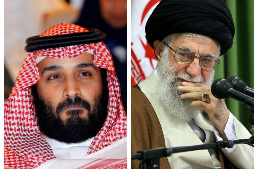 Saudi Araabia kroonprints nimetas Iraani kõrgeimat juhti uueks Hitleriks
