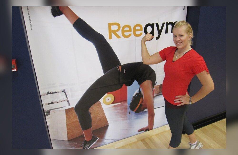 Naistekaga Kaalust alla: vaata fotosid Riinast enne ja nüüd!