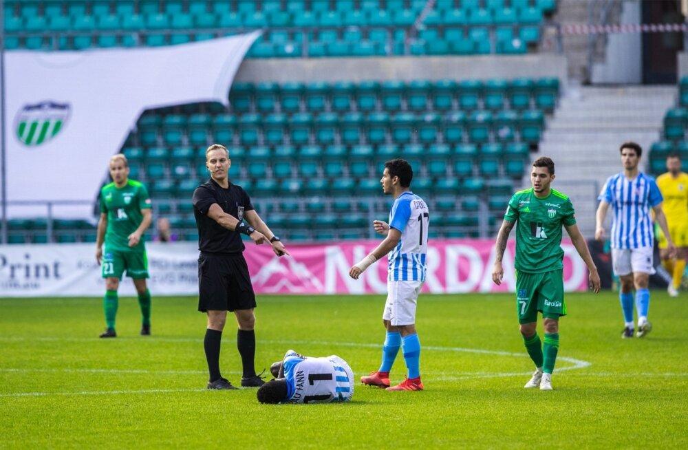 Premium liiga jalgpall: FCI Levadia - Paide LM