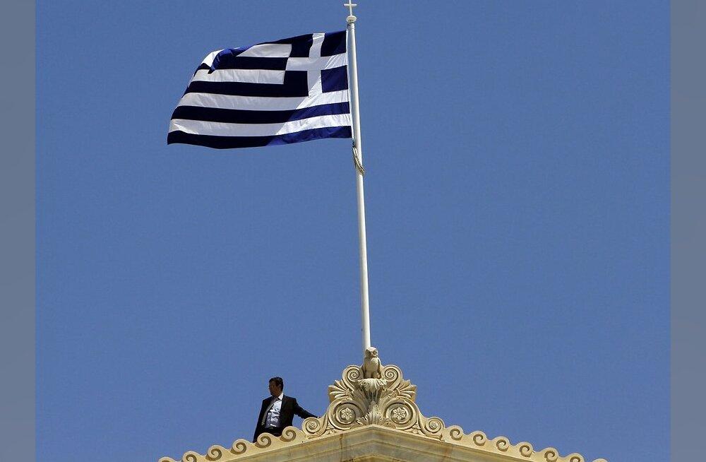 Võlgades Kreeka on aastaid surnutele pensioni maksnud