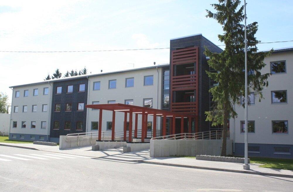 Kalakasvatajaks saab õppida Järvamaa Kutsehariduskeskuses.