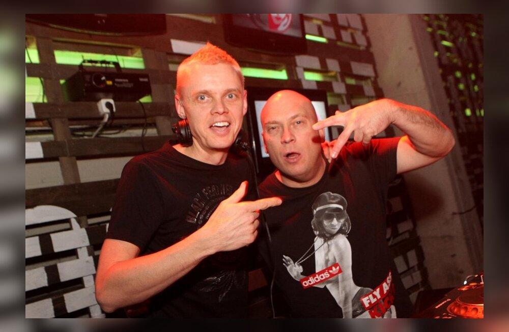 Überclub kutsus külla legendaarse DJ Da Hooli!