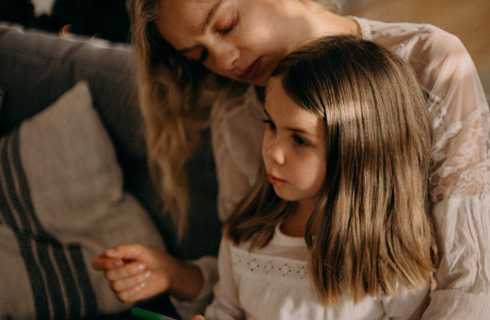 Как поговорить с ребенком о коронавирусе? Советы эстонских психологов