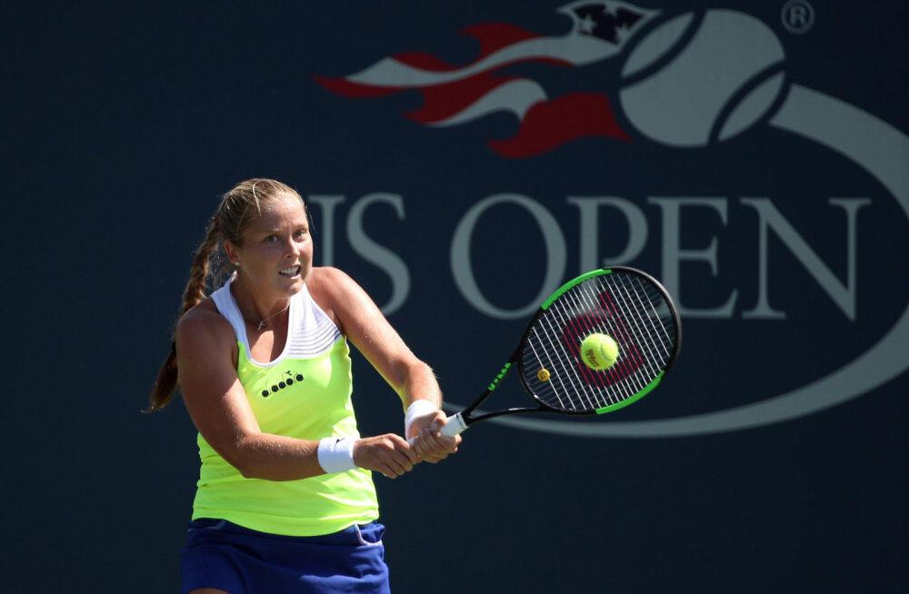 US Openil püstitati naiste üksikmängus uus võimas rekord