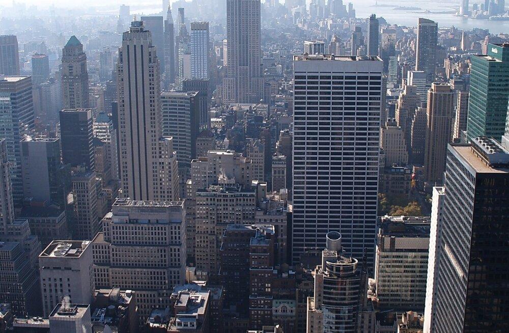 В Нью-Йорке за сутки подтверждено пять тысяч случаев заражения коронавирусом