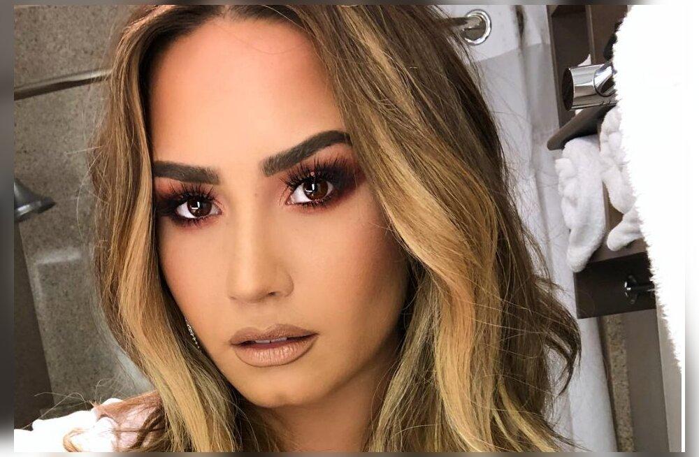 Demi Lovato avab esmakordselt suu: jumal tänatud, et olen elus ja terve!