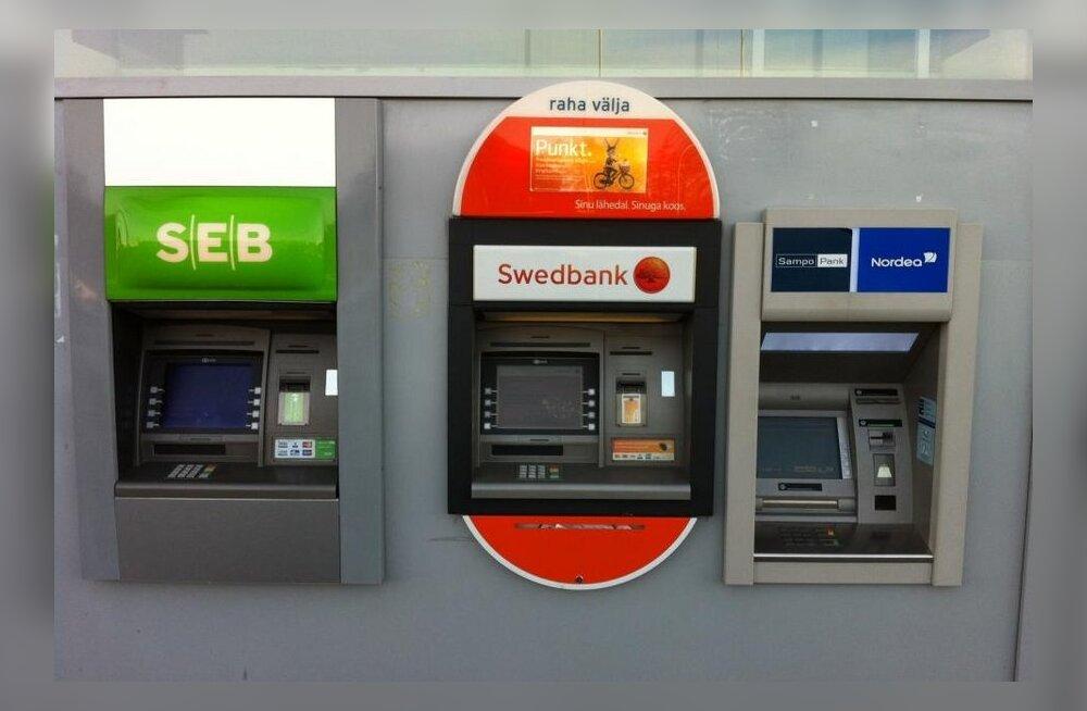 Randpere sõnul pole pangaautomaadid nii kallid kui räägitakse