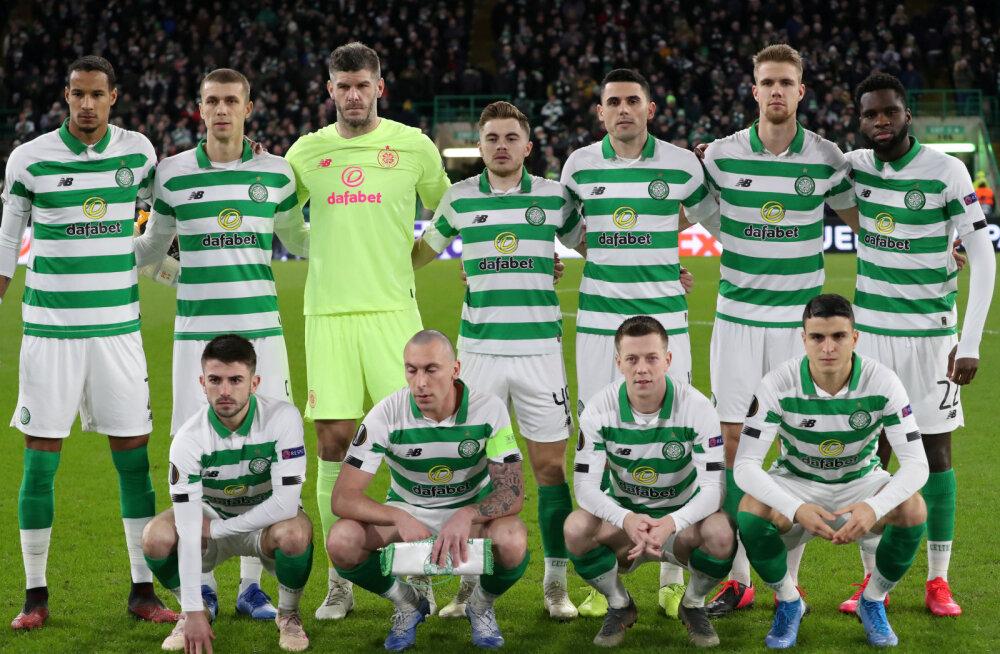 Glasgow Celticu meeskond