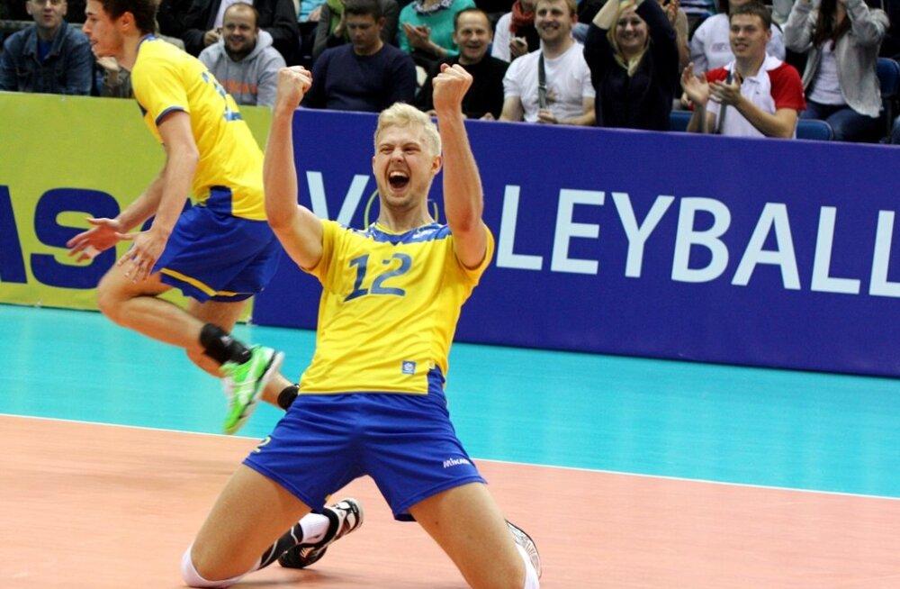 Tormihoiatus! Rootsi mängis EMile pääsenud tiimiga kui võrdne võrdsega. Millega vastab homme Eesti?