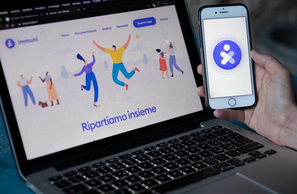 Туристам в Италии предложат использовать приложение для защиты от коронавируса