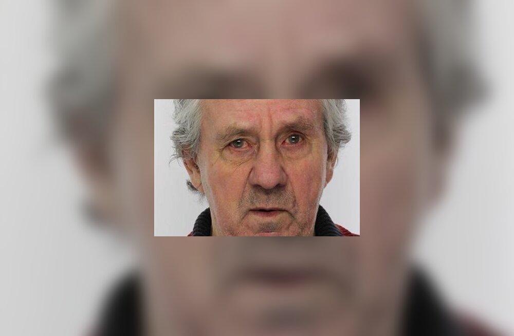 Ушел из больницы и не вернулся. Полиция нашла 82-летнего Александера с помощью вертолета