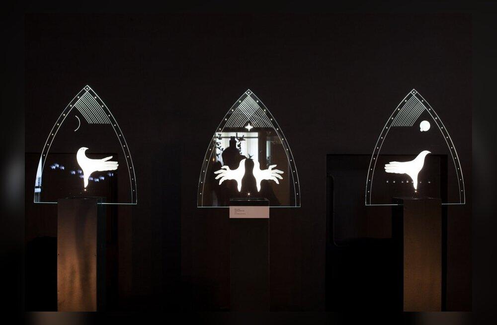 Eesti Klaasikunstnike Ühenduse aastanäitus 2013