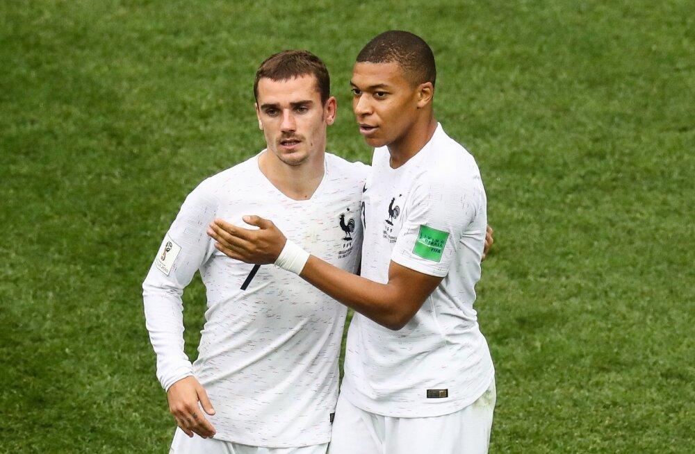 Prantsusmaa vs Uruguay