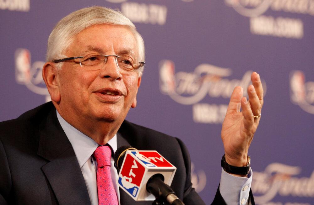 Korvpallimaailm on leinas, suri NBA kauaaegne juht