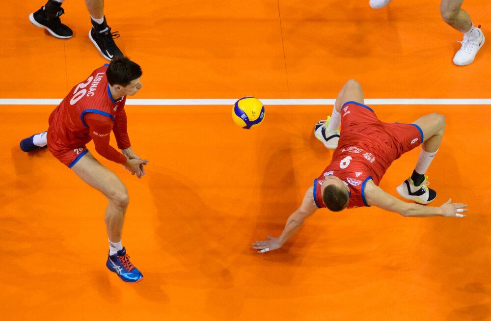 Jõhkrad kontrastid: Euroopa võrkpallimeistri unistus olümpiast purunes, Aafrikas muutus kvalifikatsioonivõistlus farsiks