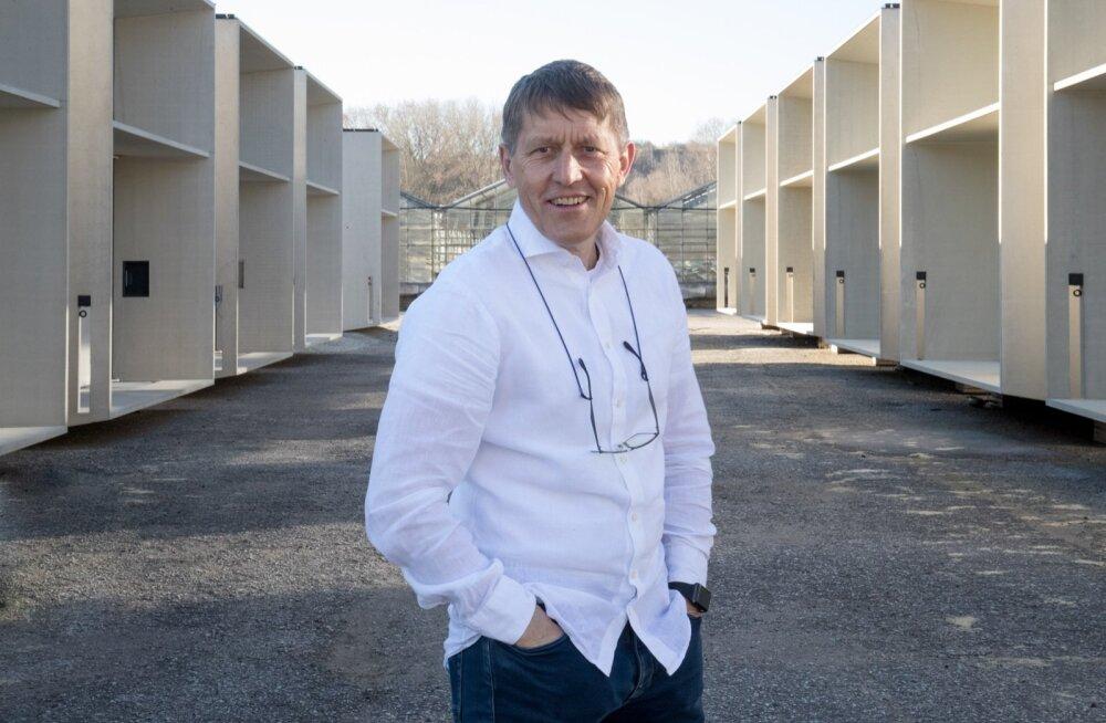 Hannes Tamjärve sõnutsi pole kinnisvaraarendajal varem olnud mõtteviisi, et maja võib kiiresti tulla ja olla väike.