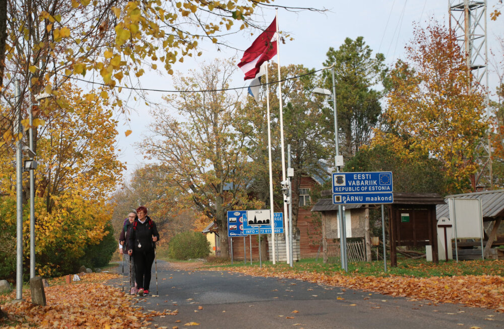 Homme avatakse Eestis uus matkarada, mille kogupikkus on 1200 kilomeetrit