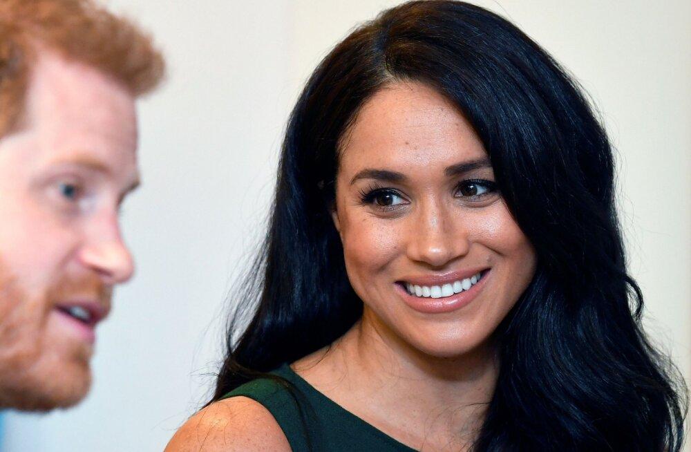 Nii armas! Meghan avalikustas huvitava hüüdnime, millega ta oma abikaasat Harryt kutsub