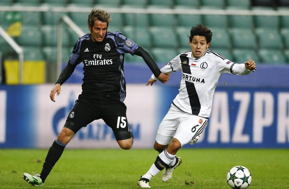 Madridi Reali äärekaitsja on teadmata kadunud