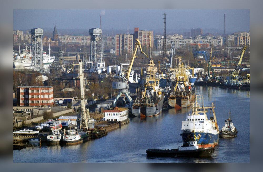 Kaliningradis kinni peetud kalalaeva kapten pääses koduarestist vabadusse