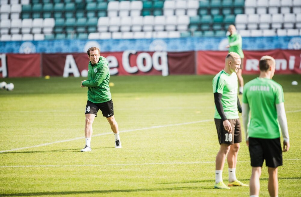 Kas Flora suudab ainsa Eesti jalgpalliklubina sel hooajal eurosarjas võidu teenida?