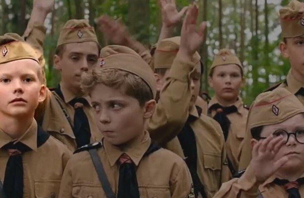 """Мальчик из Эстонии сыграл в фильме про нацистов, выигравшем """"Оскар"""""""