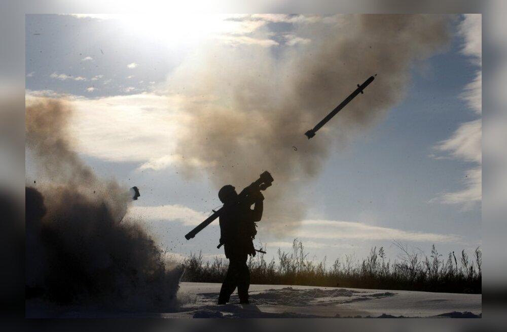OSCE: Ukraina armee ja Luganski rahvavabariigi võitlejad leppisid kokku relvarahus alates 5. detsembrist