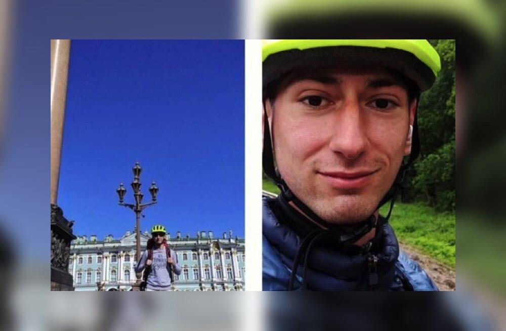 """""""10 стран — 5500 км — 90 дней"""": необычное путешествие на роликах через всю Европу"""