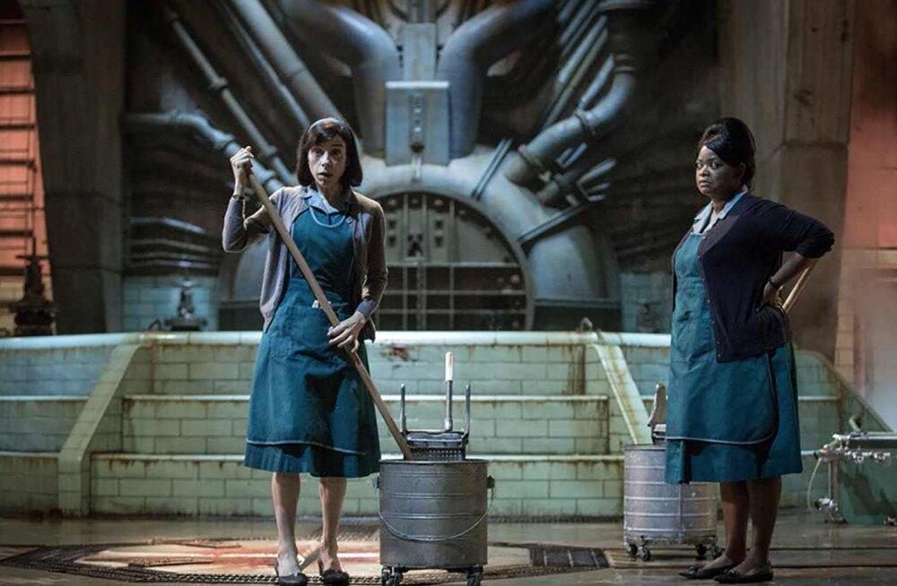 """2018. aasta Oscari nominendid: Guillermo del Toro """"Vee puudutus"""" juhib 13 nominatsiooniga"""