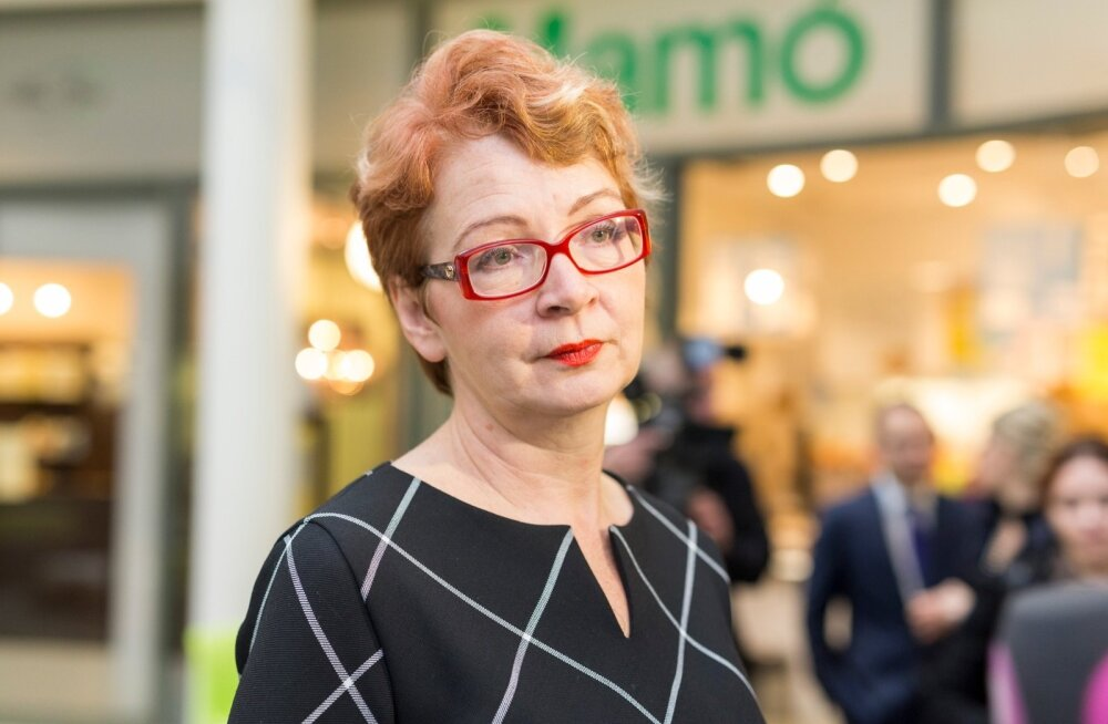 Keskerakonna esimeheks kandideeriv Yana Toom ei uskunud, et Simsonit nii palju toetatakse ja tegi uuringu