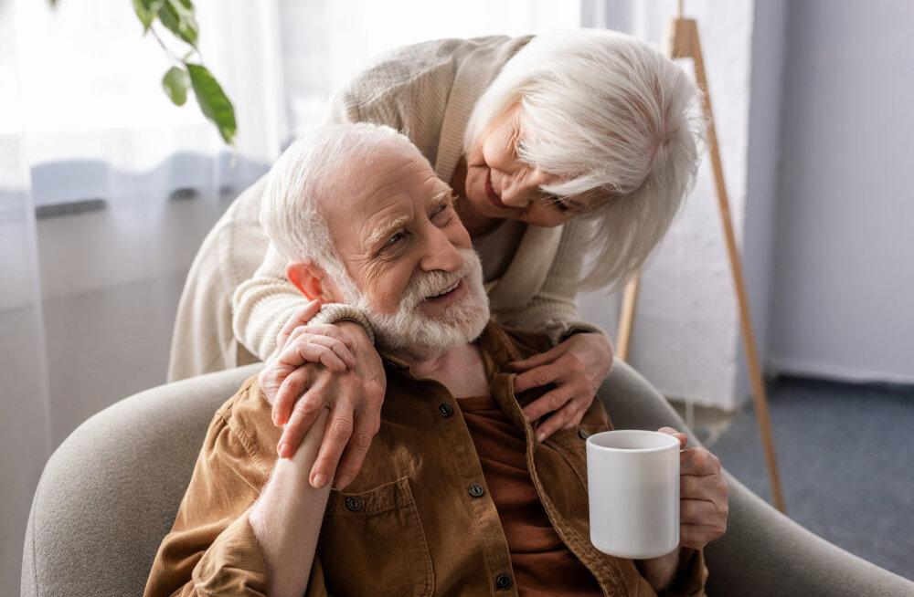 Positiivne ellusuhtumine tagab eakana parema mälu