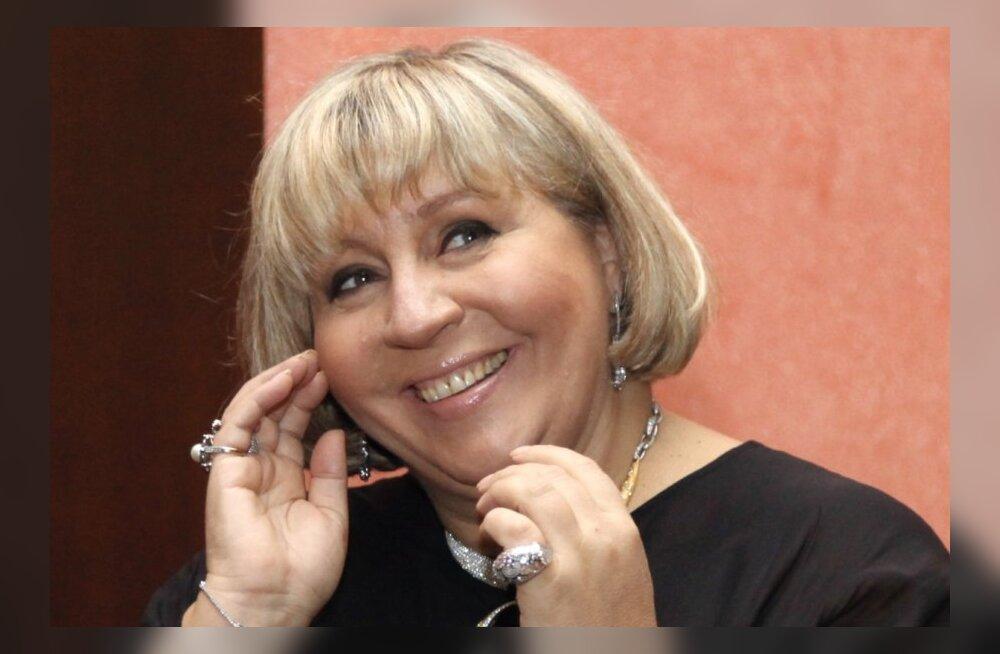 """Марина Голуб в Таллинне рассказала, что не стесняется """"Комета"""" и вообще все может"""