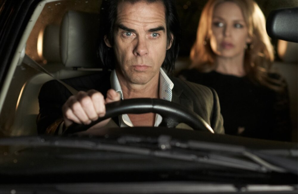 Nick Cave ja Kylie Minogue.