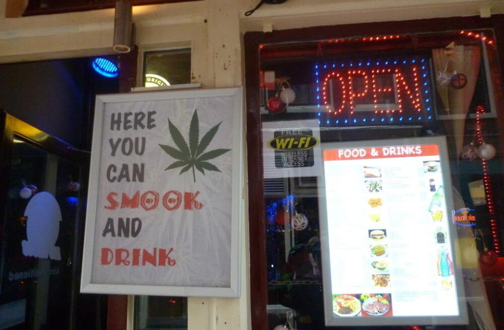 За острыми ощущениями: Страны, в которых легализованы наркотики