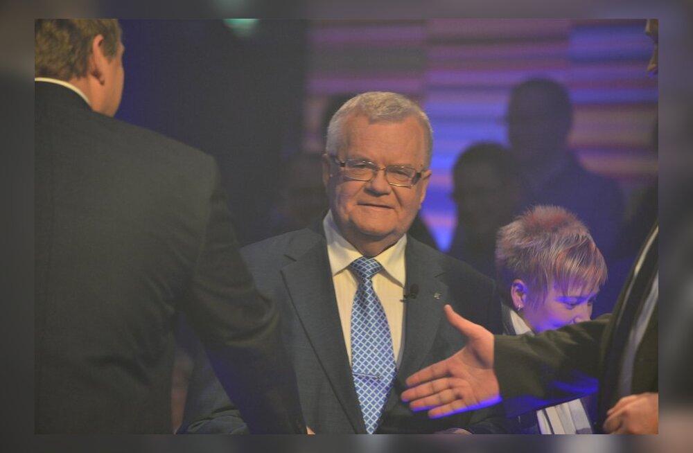 """""""Tagaotsimisskandaal"""" teledebatil: Savisaar ja Helme naersid Krossi versiooni välja"""