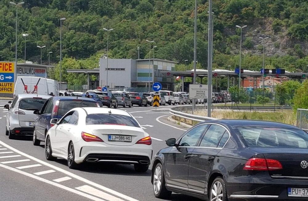 Sloveenia kuulutas koroonaviiruse epideemia lõppenuks ja avas piirid
