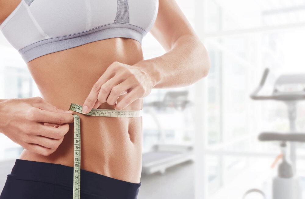 Kuhu rasv kehakaalu kaotades tegelikult läheb?