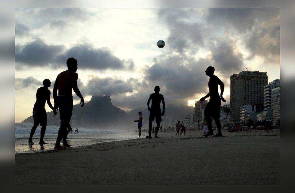 """Katkend reisiromaanist: """"On nagu pole"""" Brasiilias"""