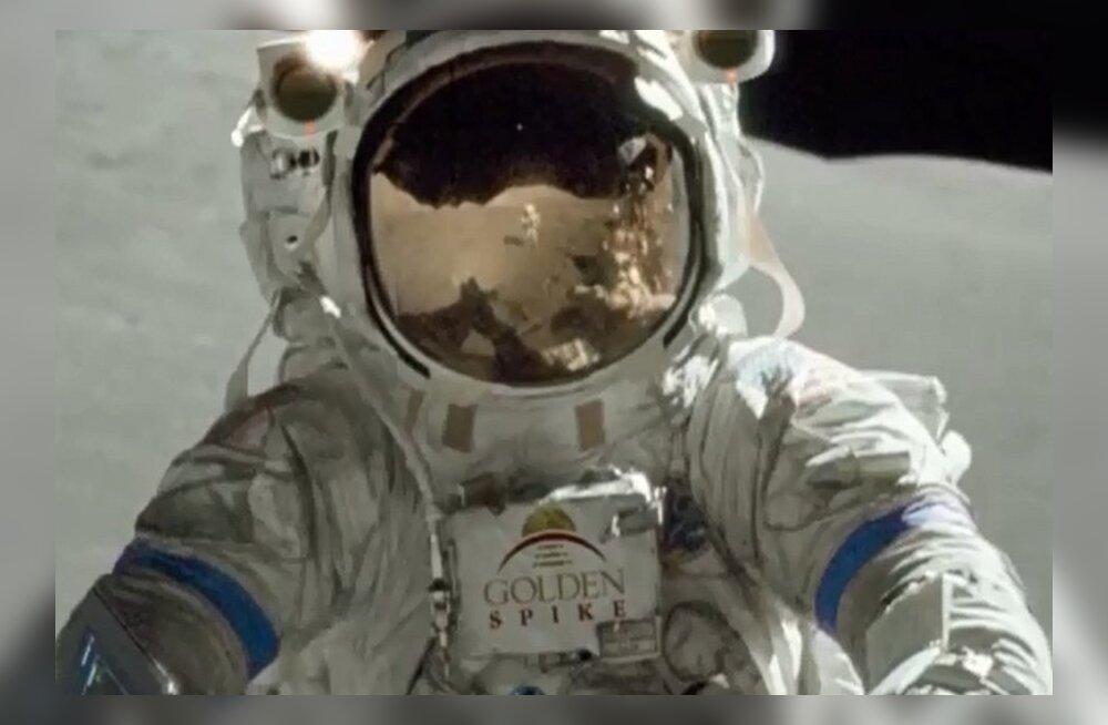 Endiste NASA töötajate idee - turismireisid Kuu peale, juba aastal 2020