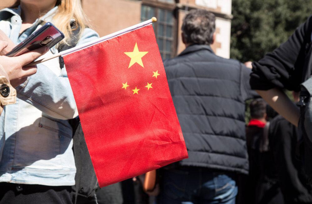 Hiina luurajad üritavad naiivseid eestlasi enda võrku püüda