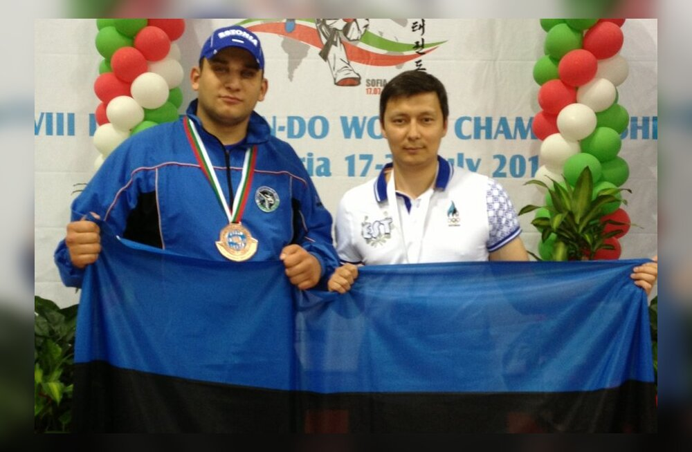 Aleksandr Antonov ja Mihhail Kõlvart