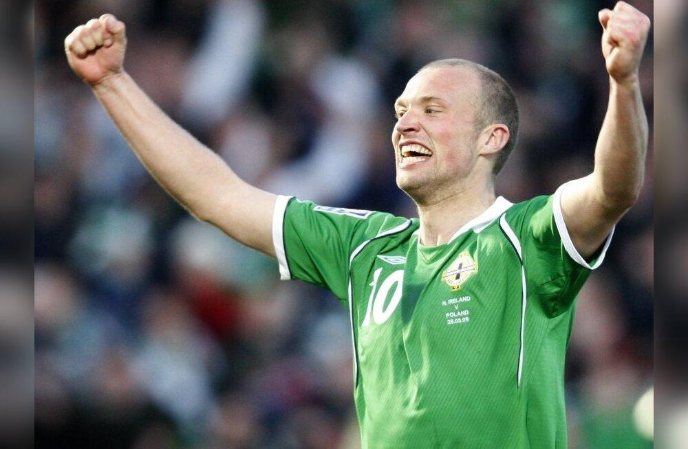 Warren Feeney, Põhja-Iirimaa