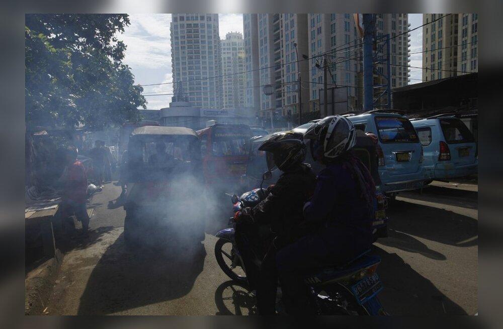 Heitgaasid tapavad palju rohkem inimesi kui liiklusõnnetused