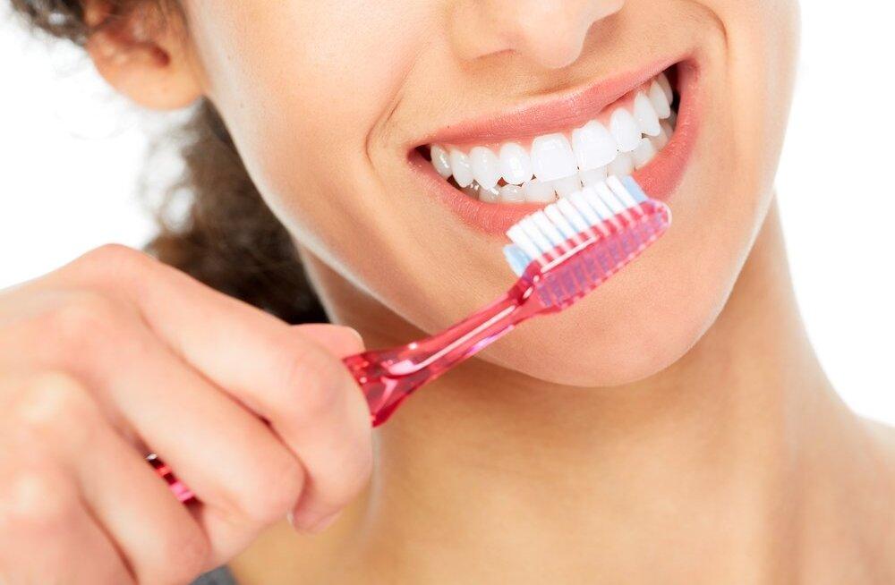 Kuidas valida hambapastat?