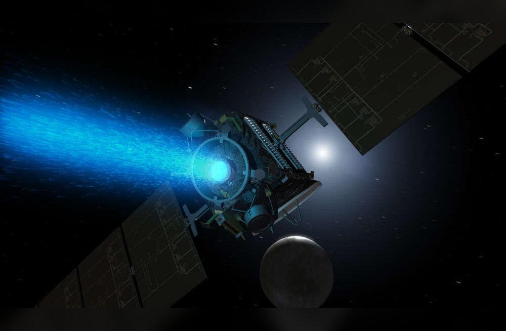 Tuleviku kosmoseajam, mis aitaks NASA lennul Marsini