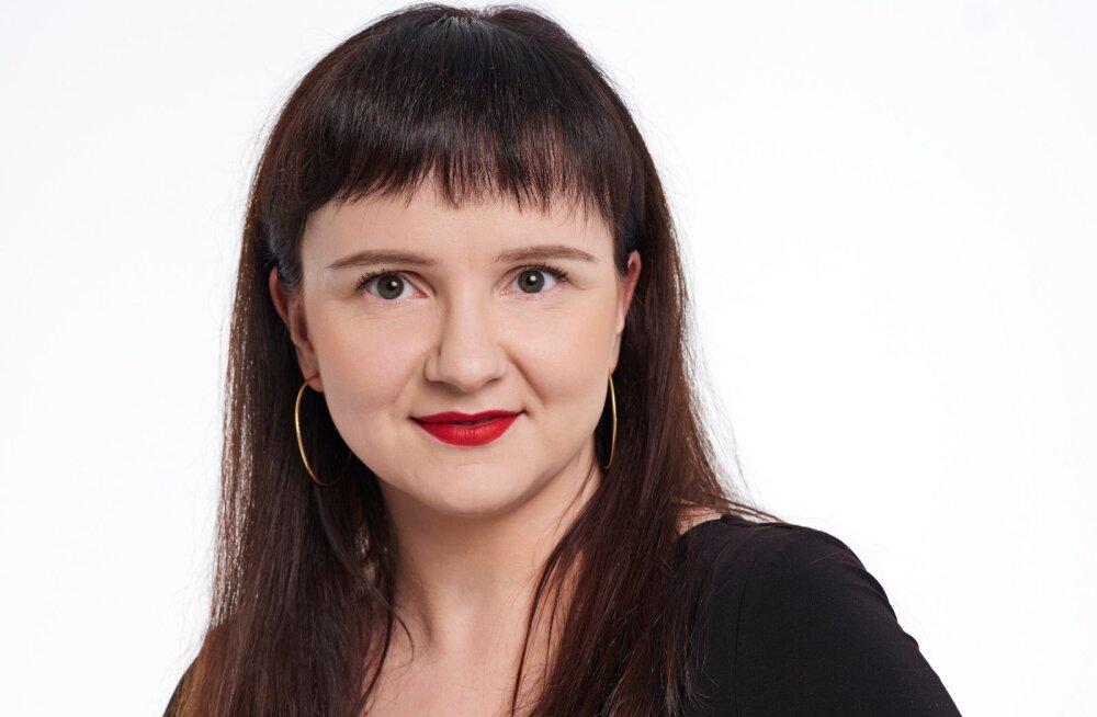 Bigbanki Eesti äriüksuse juht Jonna Pechter.