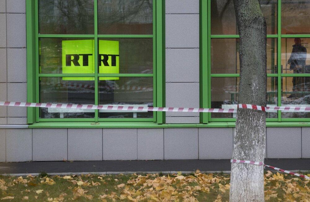 Läti keelas Kremli propagandakanali RT edastamise