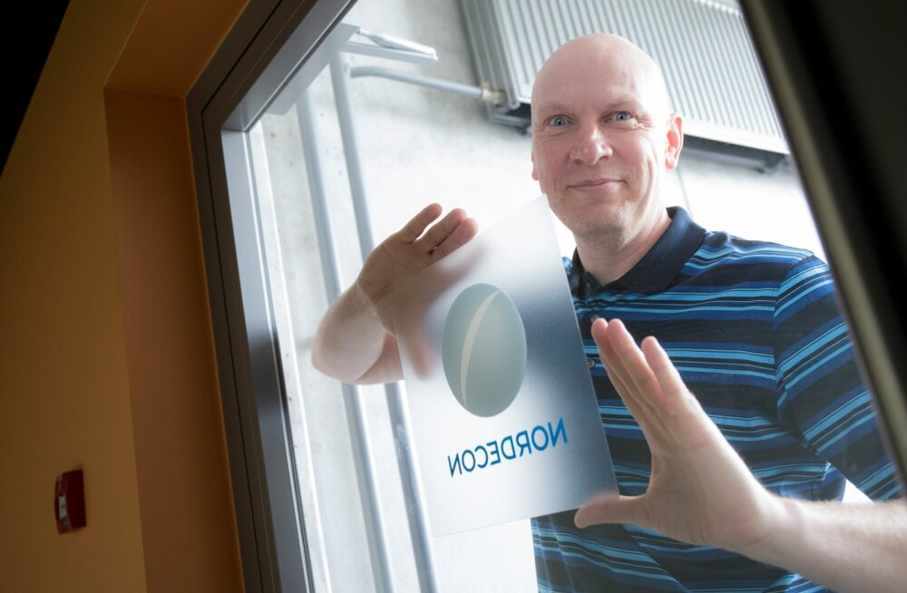 Nordecon juhatuse esimees Jaano Vink