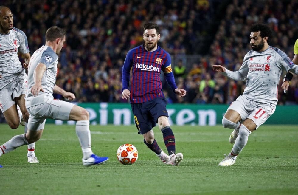 Arsene Wenger: Salah võib tõusta Messi tasemele, kui ta vähem isekamalt mängiks