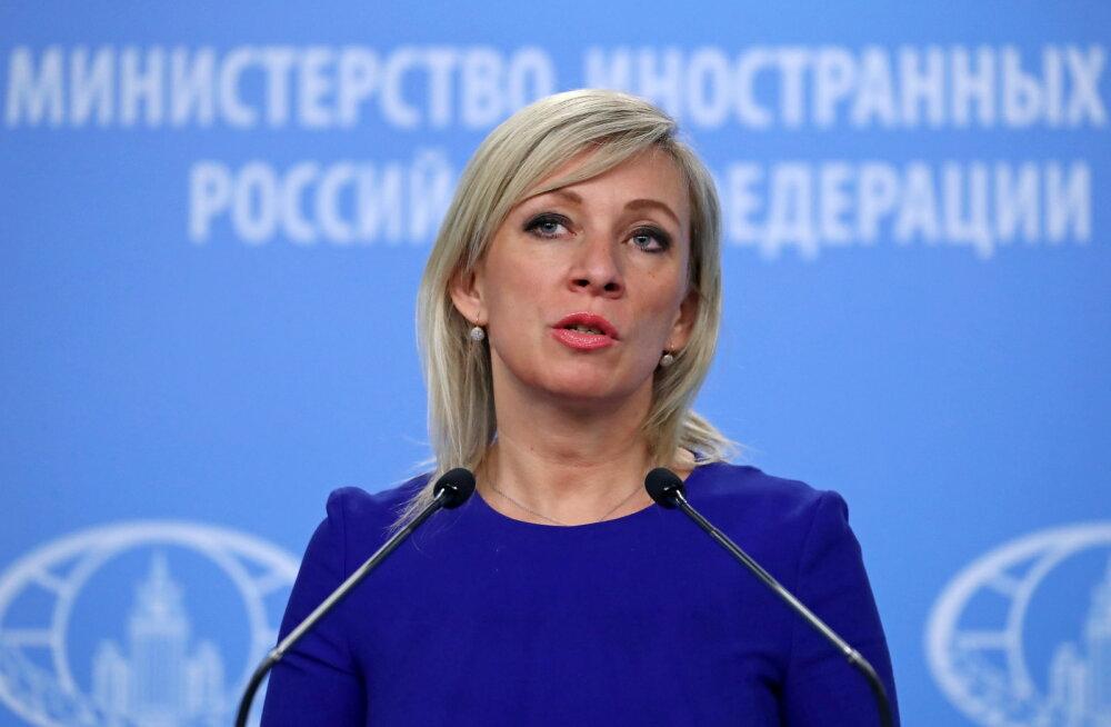 """Venemaa kutsub reageerima Eesti võimude """"pretsedenditule survele ja repressiivsetele sammudele"""" propagandakanali Sputnik vastu"""